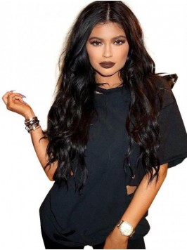 Long Body Wave 360 Lace Frontal Remy Human Hair Wi...