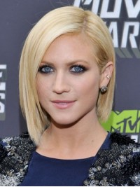 Bob Blonde Straight Synthteic Wigs