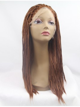 Long Curly Ombre  Lace Front Wigs
