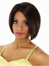 Bob Short Straight Lace Front Wig