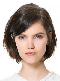 Bob Short Straight Lace Front