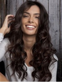 Long Wavy Lace Front Wig