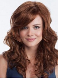 Long Wavy Lace Front Wavy Wig