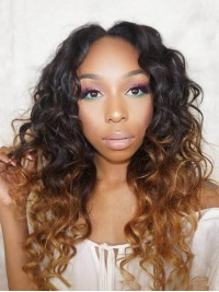 Hair Products Ombre Body Wave Virgin Hair 3 Bundles