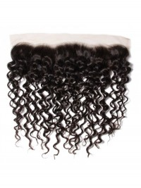 Jerry Curly Hair Lace Frontal Hair Closure