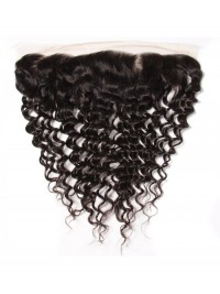 Deep Hair Lace Frontal Hair Closure