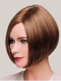 Full Lace Bob Short Straight Synthetic Wigs