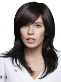 Full Lace Synthetic Straight Long Wigs