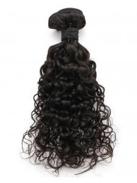100% Virgin Remy Human Hair Water Wave Weft Extension