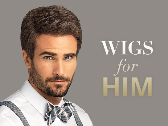 wigs for him